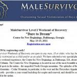 Survivor Retreat Announcement